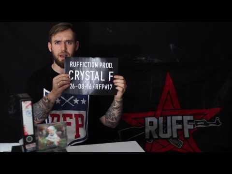 Crystal F - Narben Unboxing (Mörderbox, Shirtbundle)