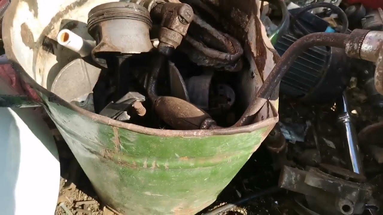 ,,кот в мешке,,или поход на металлоприемку №47, рация и мн.др.в металлоломе