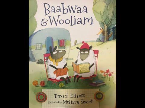 Baabwaa & Wooliam by David Elliot