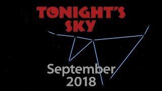 Tonight's Sky: September 2018