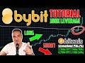 ByBit Exchange Tutorial | ByBit vs. BitMEX | How To LONG & SHORT Bitcoin With LEVERAGE | [REVIEW]!!