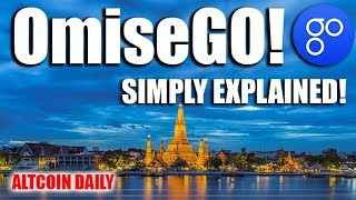 Why I think OmiseGO [OMG] is a great investment! --SIMPLY EXPLAINED & EASY TO UNDERSTAND
