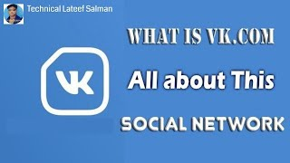 What Is Vk com All About This Social Network