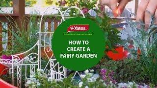 كيفية إنشاء الخاصة بك جدا الجنية حديقة