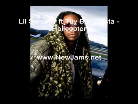 Lil Scrappy ft Tity Boi & Twista - Helicopter (New Song 2011)