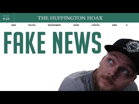 The Huffington Post Scandal | South Africa