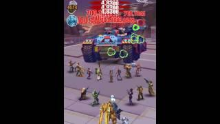 EVOLUTION Heroes of Utopia game play screenshot 2