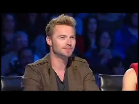 Most emotional and touchy performance on X Factor (Emmanuel)