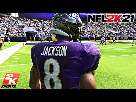 This Is What The NEW NFL 2K Game Will Look Like...