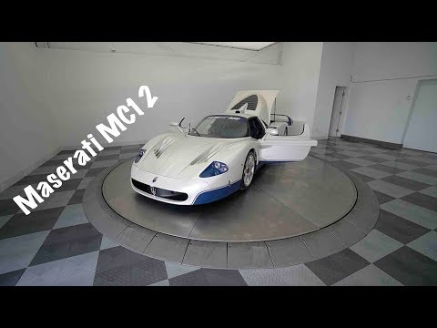 The Incredible Supercar Collection Of Marshall Goldman | Maserati MC12, Saleen S7 And More!