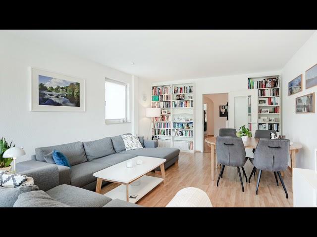 Moderne 3-Zimmer Eigentumswohnung in Wuppertal!