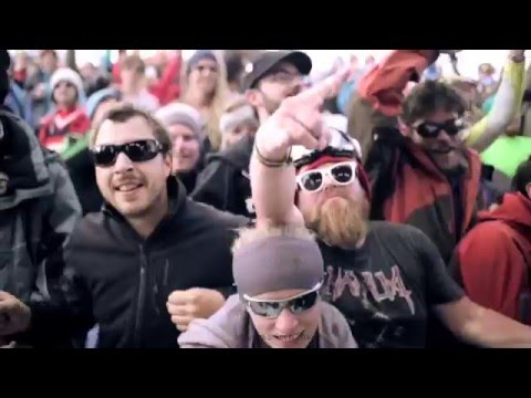 IZIA - Rock the Pistes festival 2016