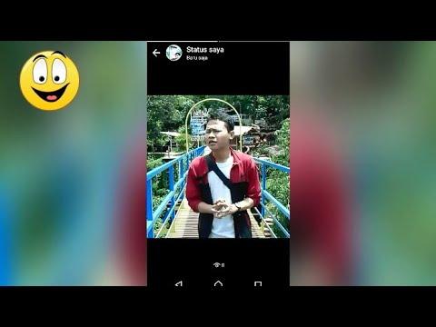Trik Rahasia Whatsapp 2018 Cara Membuat Status Profil Wa Menjadi