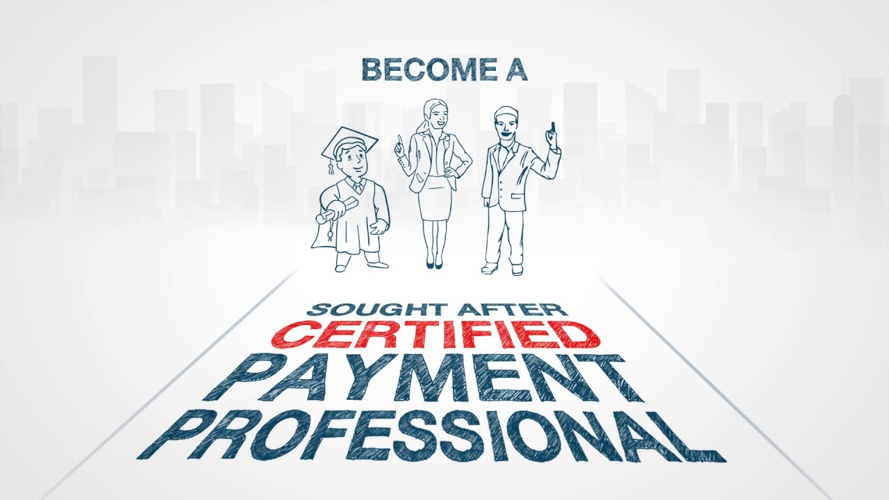Become A Certified Payment Professional Youtube