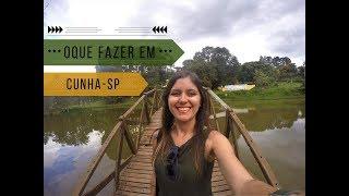 O que fazer em Cunha - São Paulo