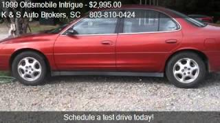 1999 Oldsmobile Intrigue GX - for sale in Fort Mill, SC 2970