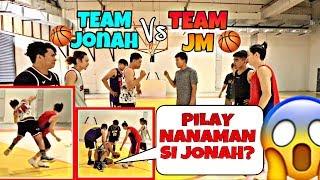4v4 BRUSKOBROS BASKETBALL(TEAM JONAH vs TEAM JM)
