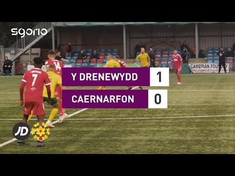 Newtown Caernarfon Goals And Highlights