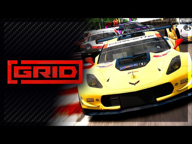 GRID | Official Launch Trailer [UK] | #LikeNoOther