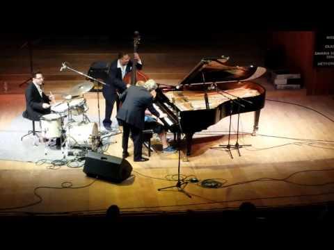 Monty Alexander Trio & Csabi Slezák   G Shuffle Improvisation 2014 06 24 Szombathely Lamantin Jazz F