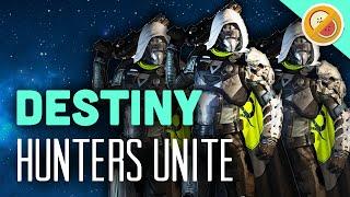 Destiny HUNTERS UNITE - The Dream Team (Gameplay Funny Moments)