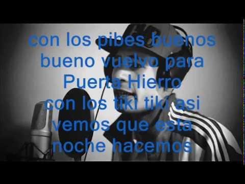 POR UN CANARIO - FILI WEY (letra) RAP ARGENTINO