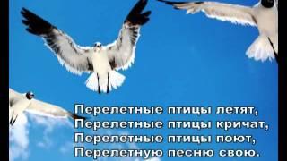 Валерий Короп - Перелетные птицы(Другие Христианские караоке - http://christiankaraoke.ru/, 2011-05-02T18:46:54.000Z)