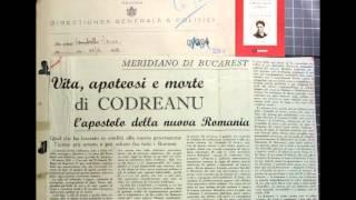 EDIZIONI ALL' INSEGNA DEL VELTRO presenta IL PROCESSO CODREANU di H. COSMOVICI