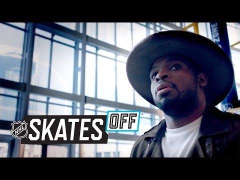 Skates Off: P.K. Subban