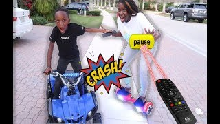 Super Siah's Pause Challenge For 24hrs