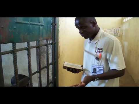 Kakata Prison Video - Spirit Liberia Prison Ministry