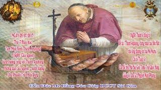 Tam Nhật Mừng Kính Thánh Anphongsô Đấng sáng lập Dòng Chúa Cứu Thế I - Đền Đức Mẹ Hằng Cứu Giúp