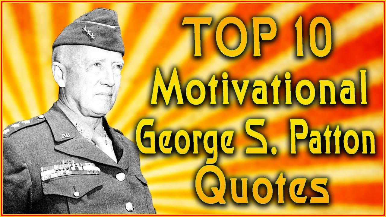 general patton s leadership and communication style Today when people search for proper leadership skills, they find them in the character's of history sometime general patton had many of the leadership skills that most of us should emulate.