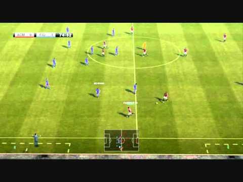 PES 12 GAMEPLAY PC (FULL VERSION)PRO EVOLUTION SOCCER 2012