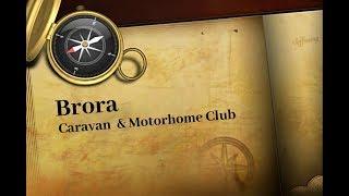 Highlands | Site Arrival | Brora Caravan & Motorhome Club
