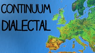 continuum dialectal - Ma Langue dans Ta Poche #3(Dans cette troisième vidéo du format
