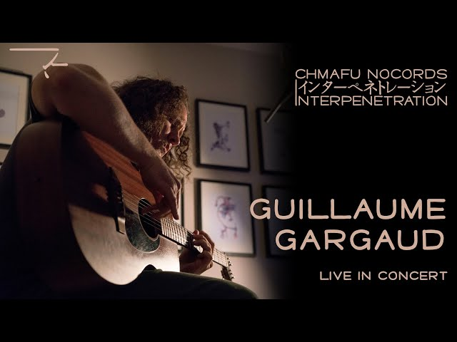 Guillaume Gargaud @ Interpenetration 1.9.2