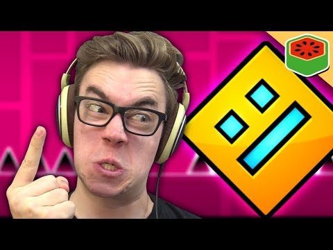 WHAT A NICE RELAXING GAME! | Geometry Dash