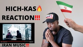 Hich-Kas: Bunch of Soldiers REACTION // IRAN RAP MUSIC REACTION!!!