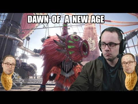 DAWN OF A NEW AGE - (Monster Hunter World - PS4 Pro 1080p60 Performance Setting)