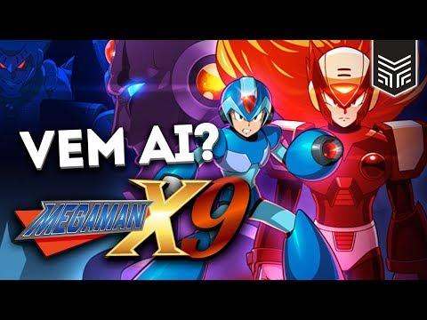 MEGA MAN X9: O SEGREDO DA CAPCOM