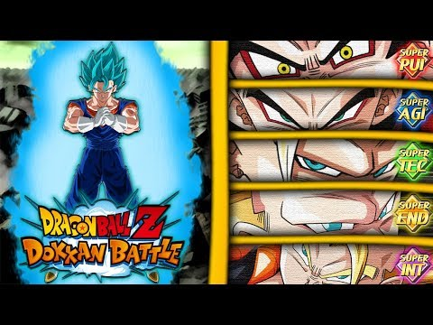 DES DÉGÂTS MONSTRUEUX !!! | SHOWCASE TEAM SUPER 5 NEO GOD | DRAGON BALL Z DOKKAN BATTLE FR