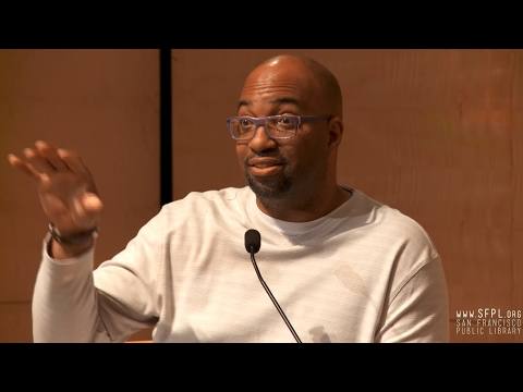 "Kwame Alexander ""The Playbook"" at the San Francisco Public Library"