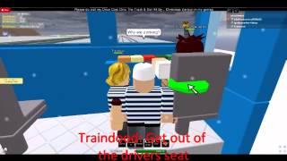 Roblox - Terror on Metra 101