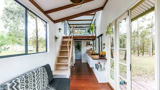 The Most Beautiful Tiny Houses I've Ever Seen | The Uni Grad's Ultimate Eco Tiny House