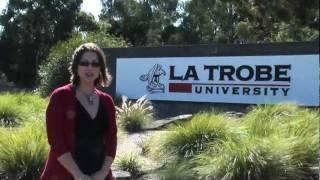 Repeat youtube video La Trobe University, Australien - universitetsportræt