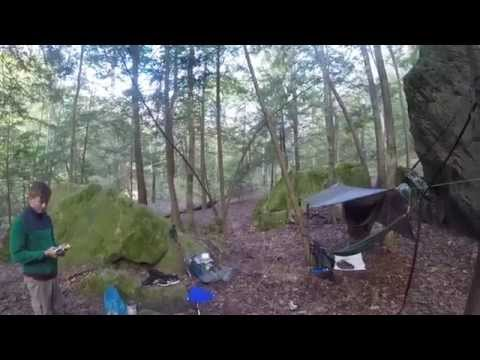 Sipsey Wilderness Backpacking April 10-12, 2015