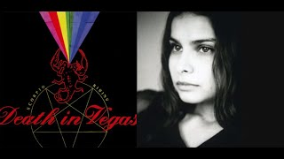 Hope Sandoval +  Death In Vegas - Help Yourself, 2002 collab.