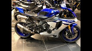 The R1 Bike Reveal Surprise to our friend a brother !!