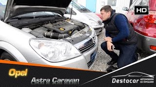 Opel Astra Caravan 4300евро в Германии(, 2015-12-08T22:14:44.000Z)